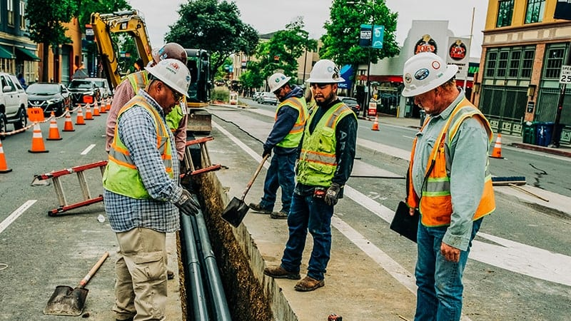 Electric Infrastructure - Cable Replacement