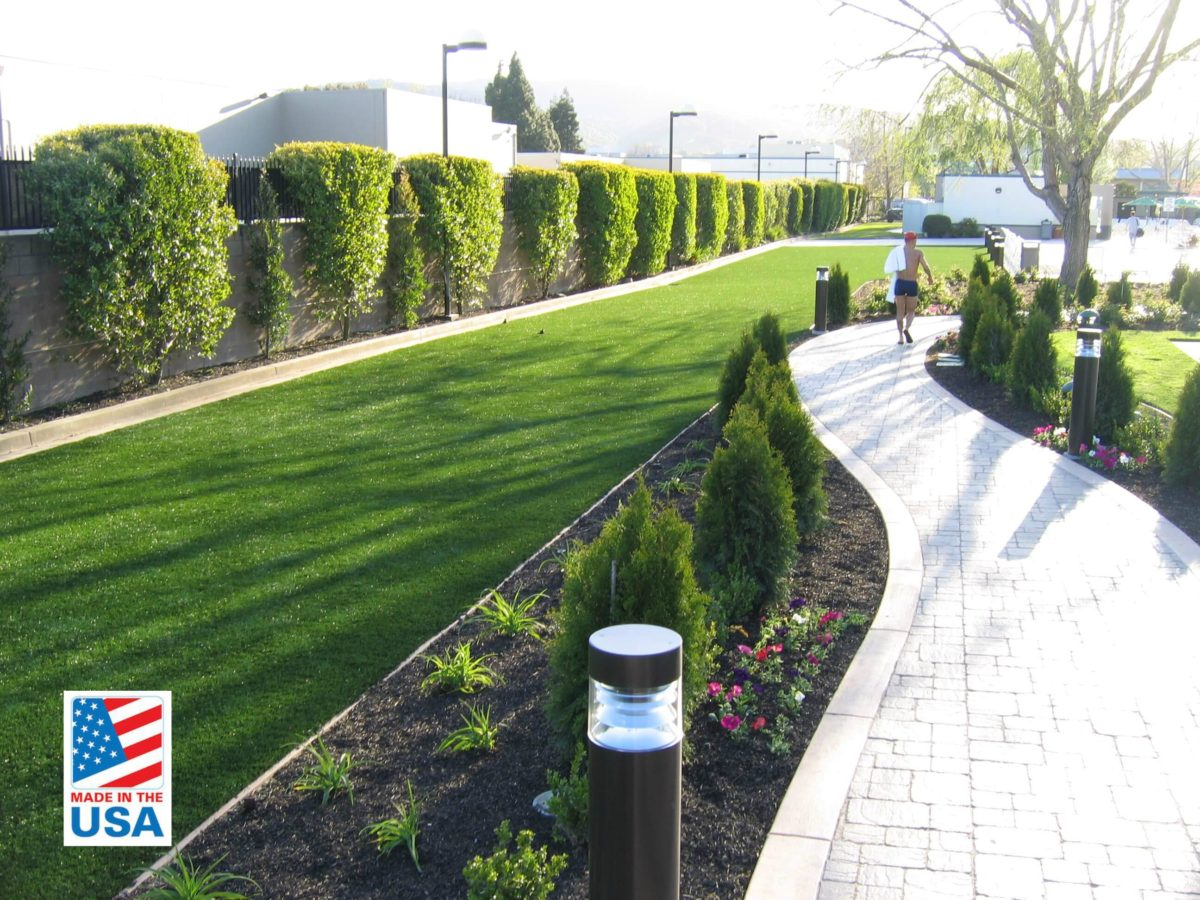 synthetic grass for businesses